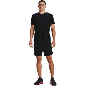 Under Armour Streaker Runclipse Short Sleeve Shirt Men, black-black